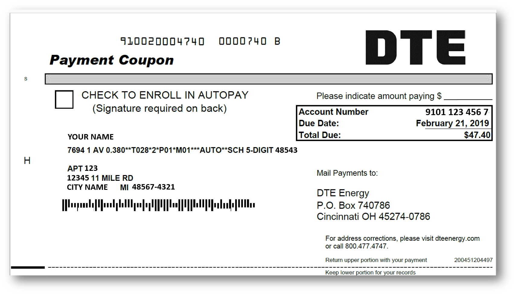 Dte energy customer assistance days - Electricity bill highcommon mistakes might making ...