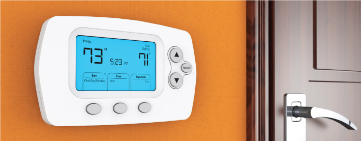 You Can Save As Much 10 A Year On Heating And Cooling By Simply Turning Your Thermostat Back 7 F For 8 Hours Day From Its Normal Setting