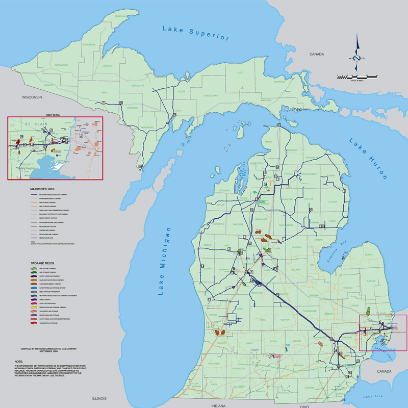 Indiana And Michigan Power Outage Map.Dte Energy Dte Gas Company