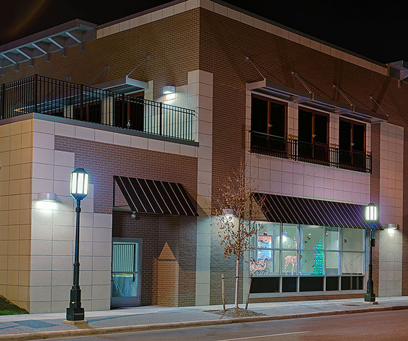 Make A Safe Business Investment With Outdoor Protective Lighting