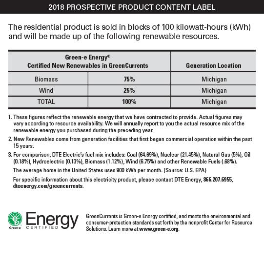 Groß Dte Energy Lebenslauf In Michigan Ideen - Bilder für das ...