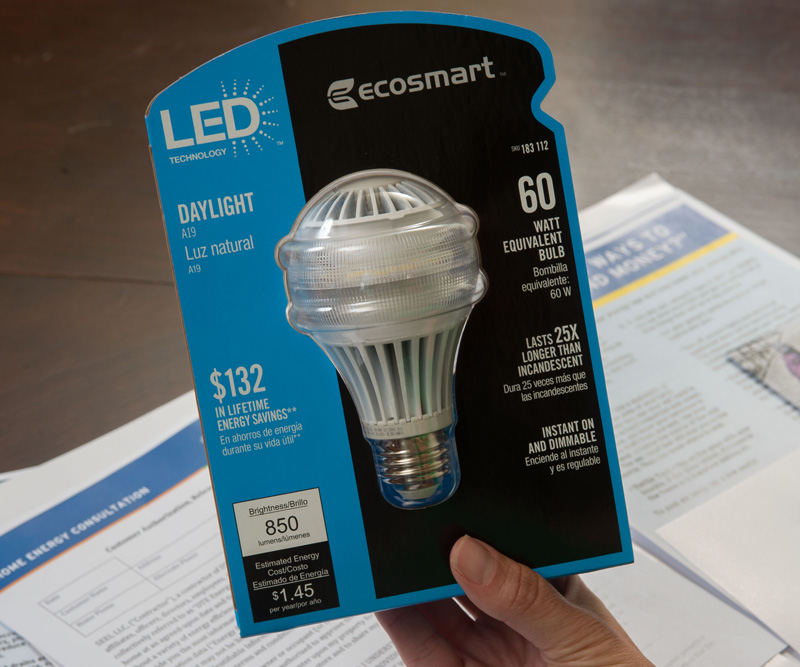 Lighting Instant Discount Program